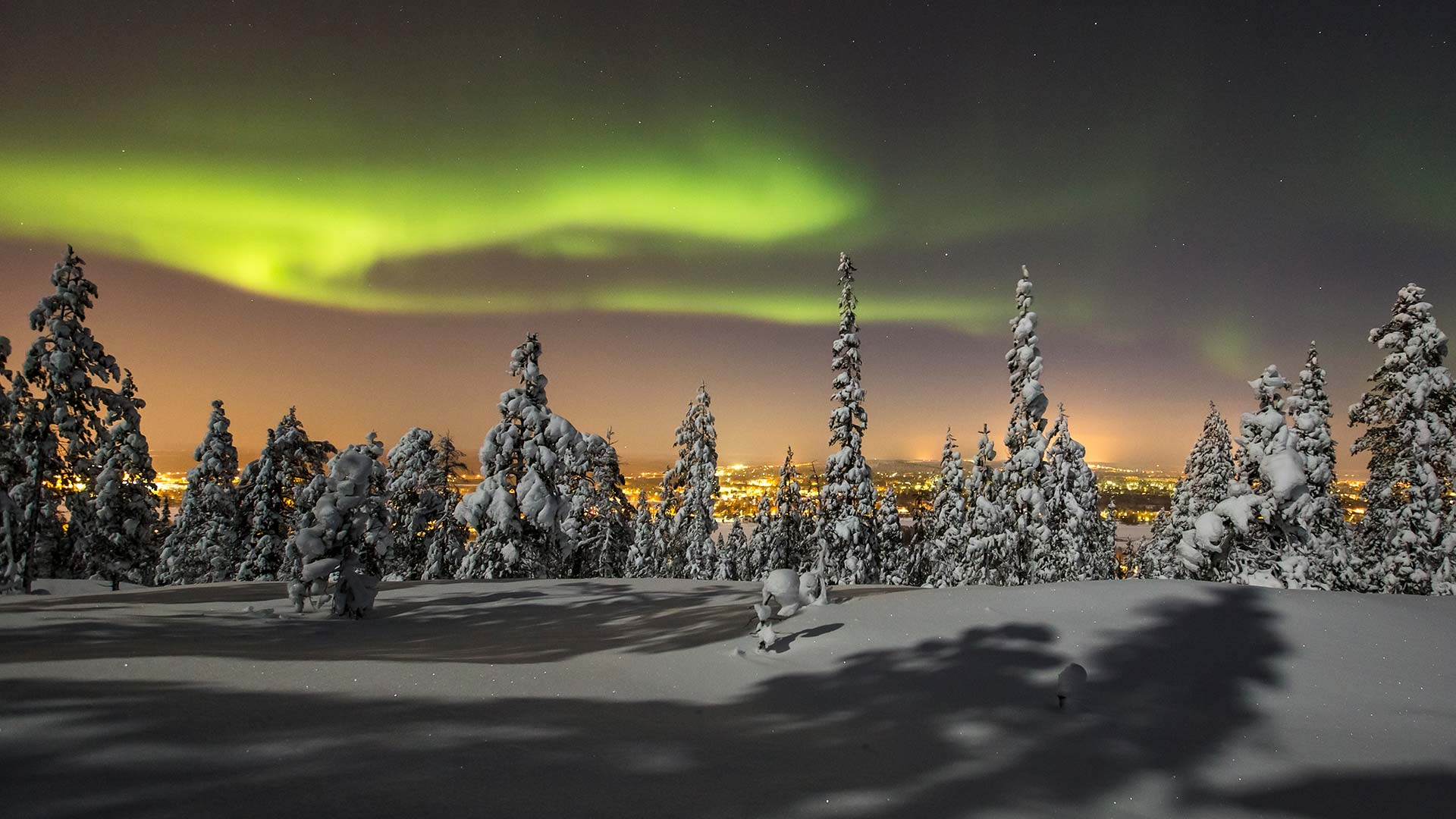 Christmas Adventure In Finnish Lapland 4 Days 3 Nights