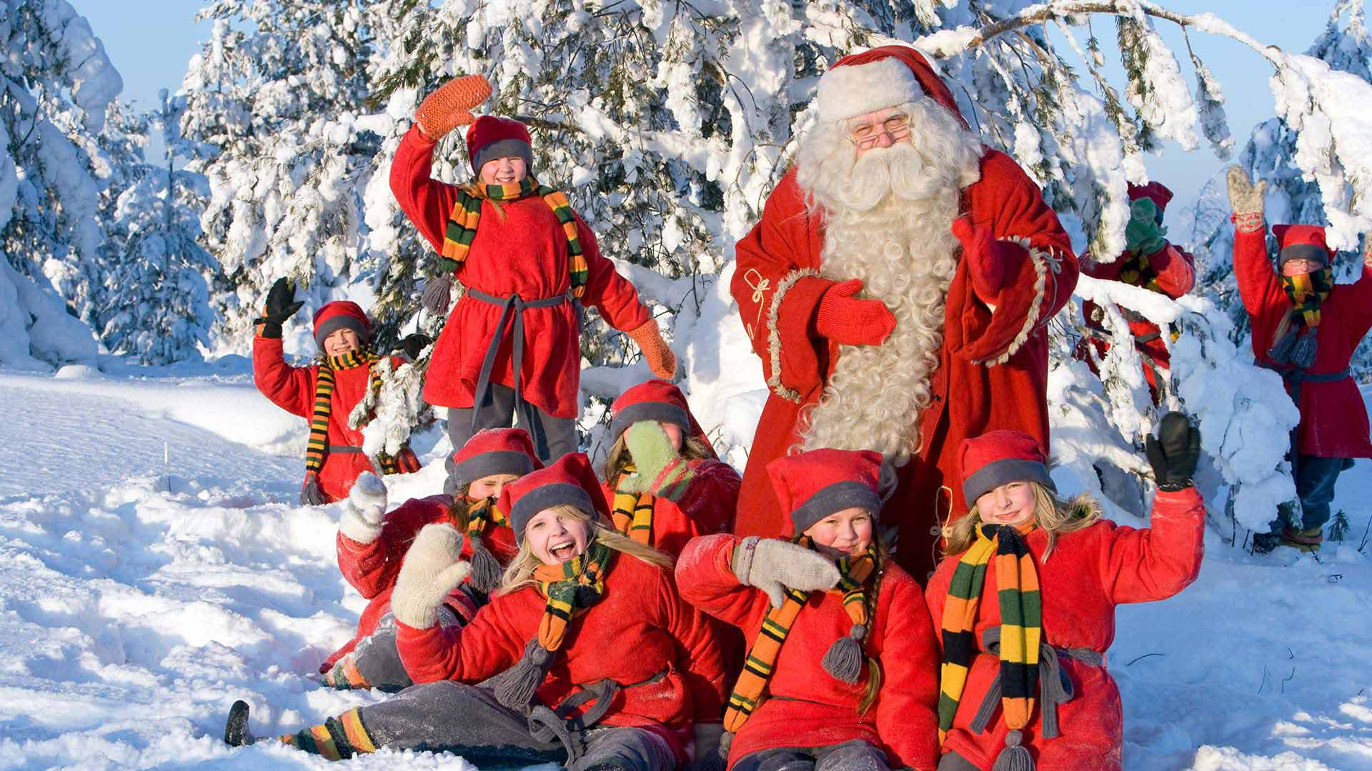 Santa Claus Village For Families 4 Days 3 Nights