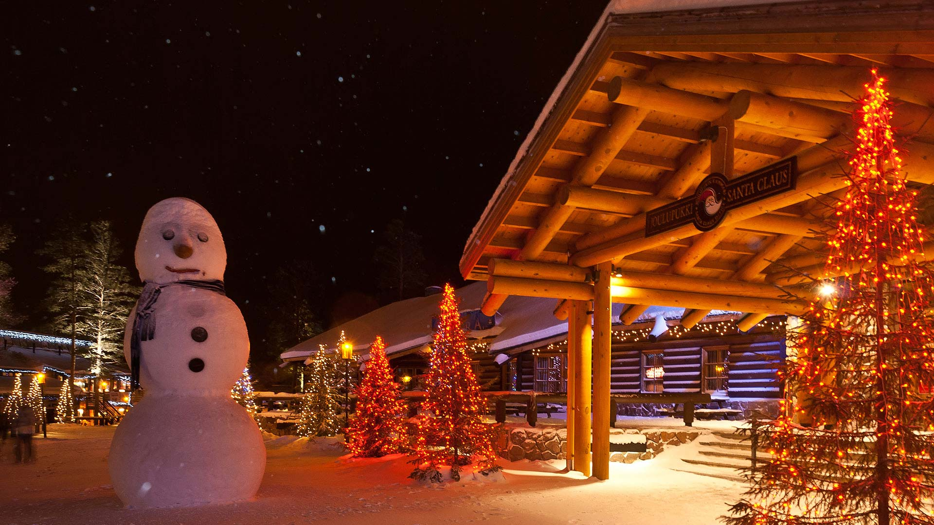 Santa Claus Village & Cabin Relaxation - 4 Days 3 Nights ...