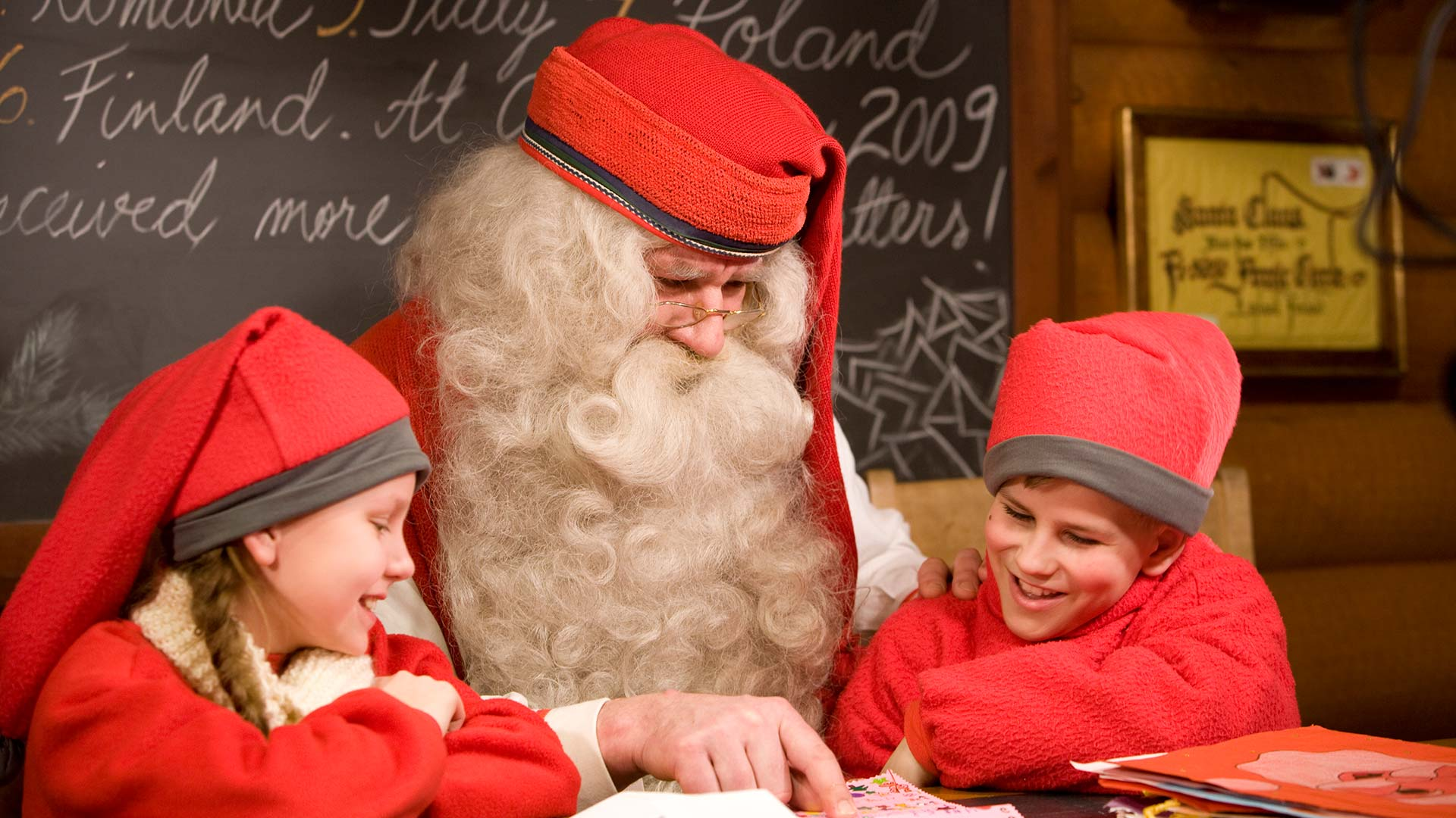 Santa Letters Online